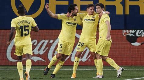 Villarreal vs. Real Madrid - Football Match Summary ...