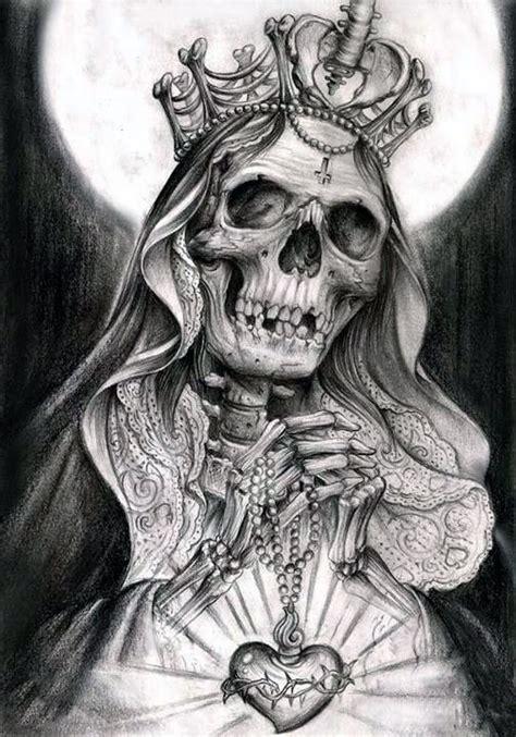 Santa Muerte Images Plegaria A La Santa Muerte Para Terminar Con Los