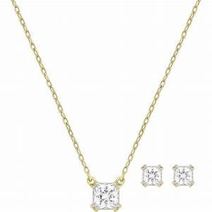 bijoux swarovski parure With robe fourreau combiné avec swarovski pendentif papillon