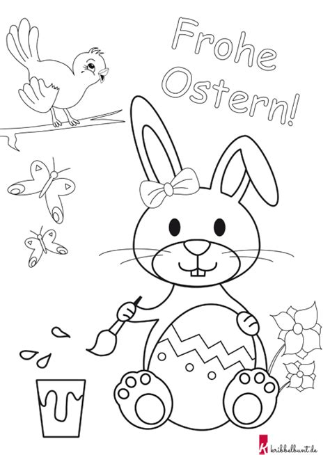 3.1 faltanleitung für einen osterhasen aus papier. Osterhasen Vorlagen Zum Ausdrucken Kostenlos | Kinder ...