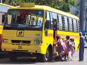 UP transport dept orders drive against errant school buses ...