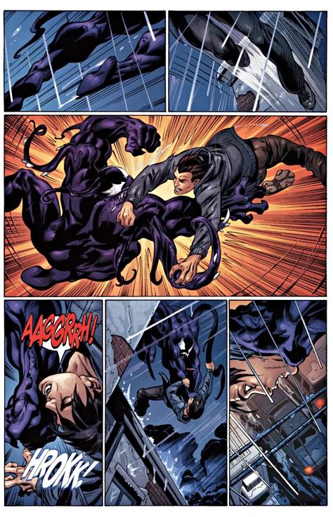 spider venom ultimate parker fight vol vs richard thoughts random inclusion drawn liked between well during two