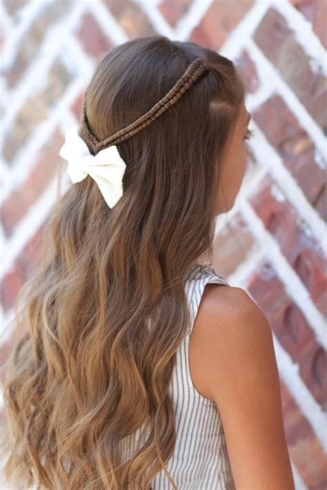 16 cute and easy hairstyle for school girls superhit ideas