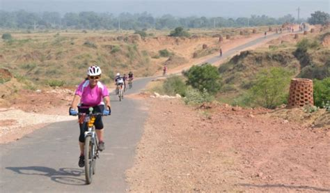 golden triangle cycling