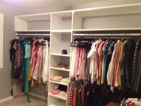 spare bedroom turned into closet room diy
