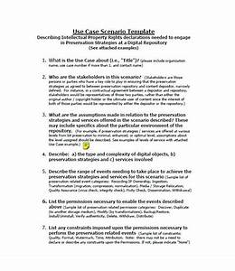 43 Free Use Case Templates  U0026 Examples  Word  Pdf