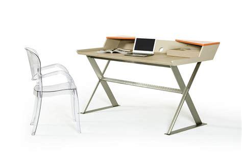 Office Desk Las Vegas by Bradley Beige Bonded Leather Office Desk Las Vegas