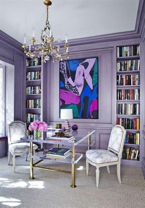 chambre violette et grise 1001 idées pour la décoration d 39 une chambre gris et violet