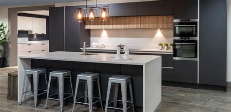 Contemporary Kitchens With Attention To Detail by Nolan Kitchens Gola High Gloss Kitchen