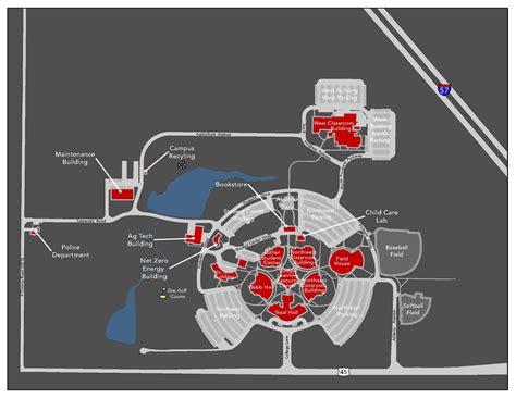 Campus Maps – Lake Land College