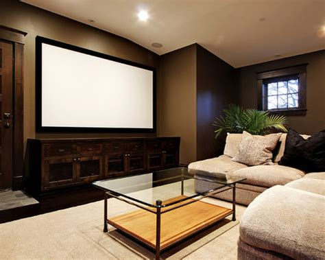 projection screen ideas pictures remodel  decor