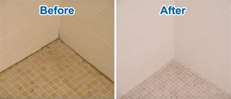 Regrouting Bathroom Tiles Sydney by Shore Waterproofing Leaking Shower Repairs