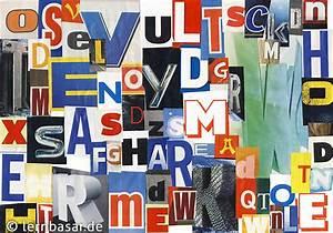Buchstaben Zum Aufkleben : buchstaben in unterschiedlichen schriftarten ein tolles ~ Watch28wear.com Haus und Dekorationen