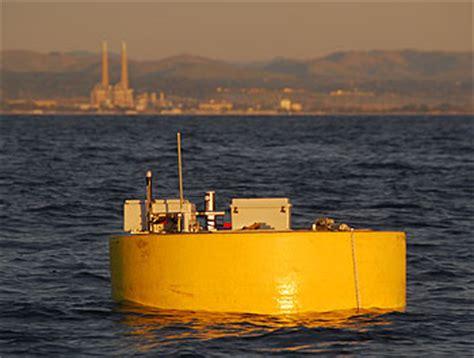 wave power buoy mbari