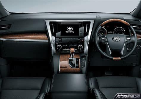 Gambar Mobil Gambar Mobiltoyota Chr Hybrid by Dashboard Toyota Alphard Facelift 2018 Autonetmagz