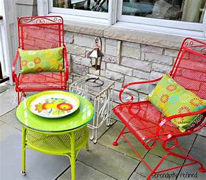 Colorful Outdoor Iron Patio Furniture White Wicker Iron