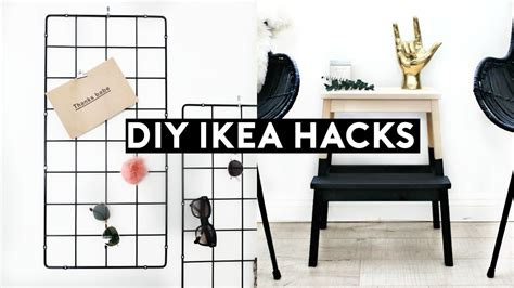 diy ikea hacks diy minimal room decor simple cheap