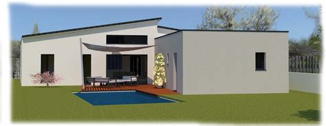 constructeur maison moderne toit plat constructeur maison contemporaine toit plat avec pasio chaios