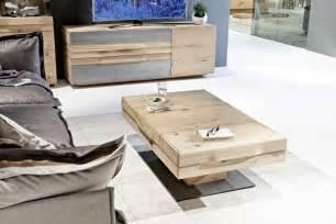 design de table de salon design en bois convertible organo au design allemand