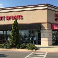 hibbett sports shoe store  vista wood blvd ste