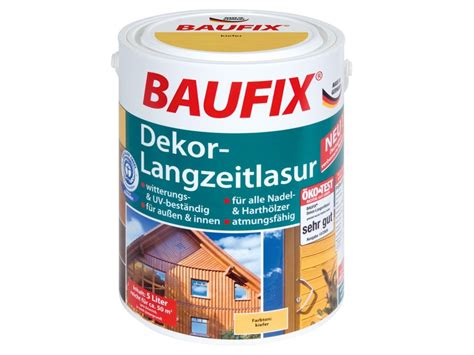 Baufix Dekorlangzeitlasur  Lidl Deutschland Lidlde