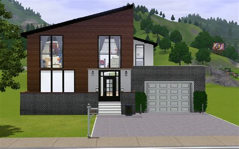 autozone cottage grove mn mod the sims modern perspective spacious modern home by