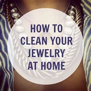 20 Best Images About Jewelry Care Cleaning And Storage