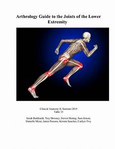 Lower Extremity Arthrology Guide