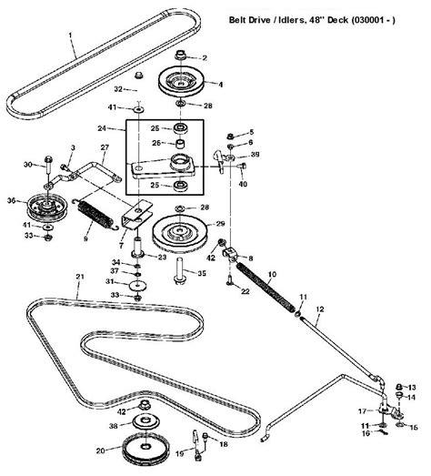John Deere Garden Tractor Spare Parts