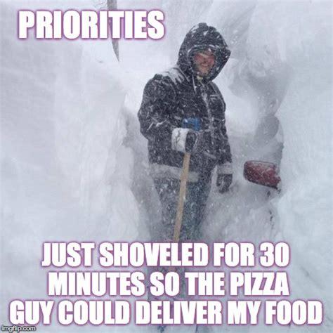 Shoveling Snow Meme - shovel imgflip