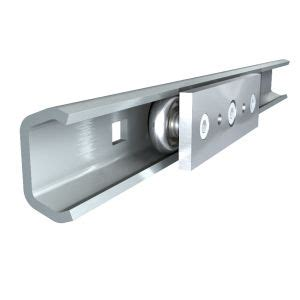 Sliding Banister by Linear Guide Roller Bearing Sliding Rail Door Consoles