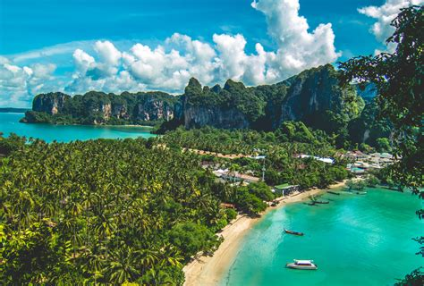 Krabi Islands Thailand Eat Travel Love Global Travel