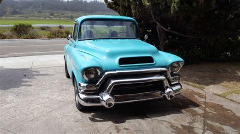 1955 Chevy 3100  Gmc 100 Big Window Short Bed Pickup