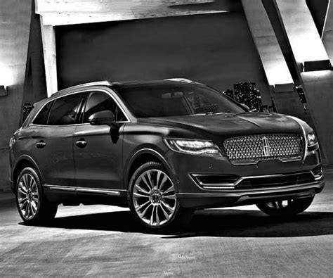 2019 Lincoln Mkx Redesign, Black Label  Us Suv Reviews