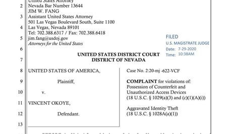 Justia free databases of us laws, codes & statutes. Las Vegas man arrested for allegedly having over 100 fraudulent unemployment debit cards   News ...