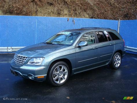 2005 Chrysler Pacifica Limited by 2005 Magnesium Green Pearl Chrysler Pacifica Limited Awd