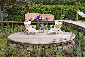 Creer une terrasse en bois le pas a pas detente jardin for Amenager jardin en pente 8 comment fabriquer un poulailler en bois pour le jardin