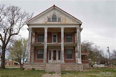 classical revival ellsworth ks  house dreams
