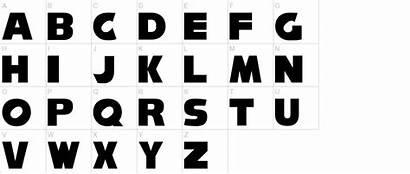 Uppercase Font Urbanfonts Fonts Characters