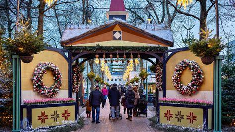 Tivoli Gardens, Tivolis, Copenhagen, Denmark - Theme Park ...