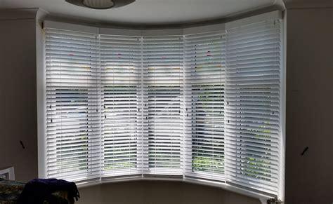 blinds for bay windows colchester wooden venetian blinds
