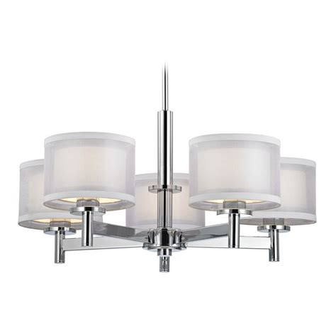 Modern Style Chandeliers by 12 Collection Of Modern Chrome Chandeliers