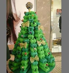 10 Awesome DIY Christmas Trees Ideas TechEBlog