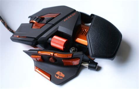 Mad Catz Cyborg Mmo 7 Mouse Review Icrontic