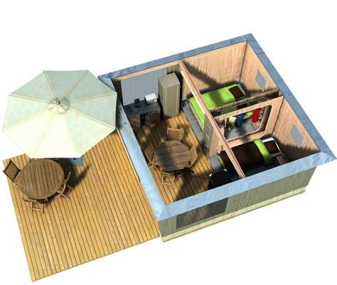 accessoires de rangement pour cuisine bungalow toilé caraibes tente direction ou hébergement