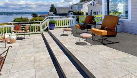 wood deck tiles porcelain pavers for roof decks