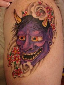 21+ Great Hannya Shige Tattoos