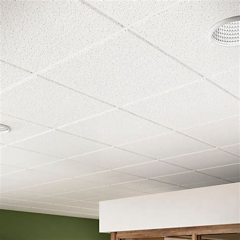 sektor sahara perforated tegular ceiling tile 24mm 14mm