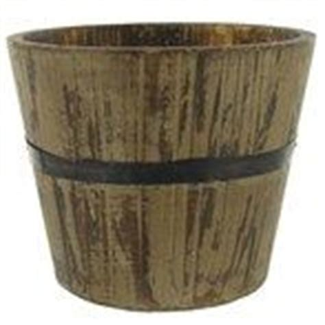 hobby lobby planters 6 3 4 quot gray wood planter shop hobby lobby add