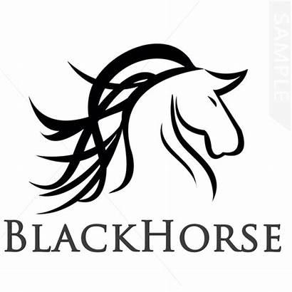 Horse Logos Jumping Logodix